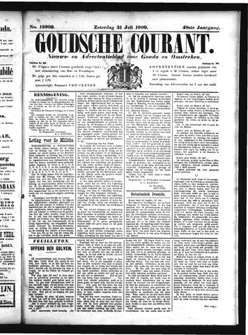 Goudsche Courant 1909-07-31
