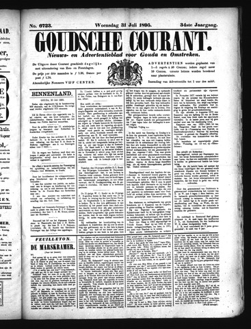 Goudsche Courant 1895-07-31