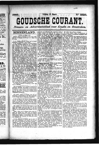 Goudsche Courant 1887-03-25