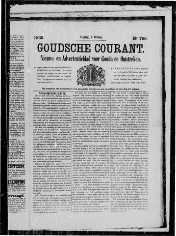 Goudsche Courant 1869-10-01