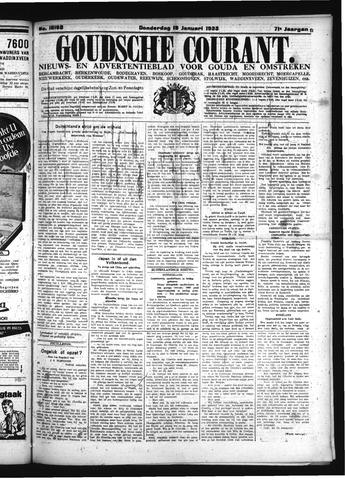 Goudsche Courant 1933-01-19