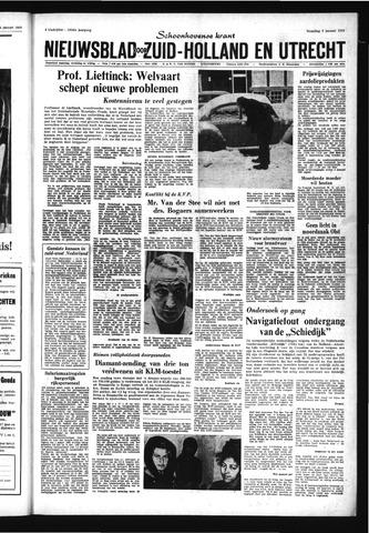 Schoonhovensche Courant 1968-01-08