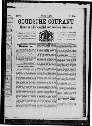 Goudsche Courant 1870-04-01