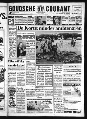 Goudsche Courant 1986-03-14