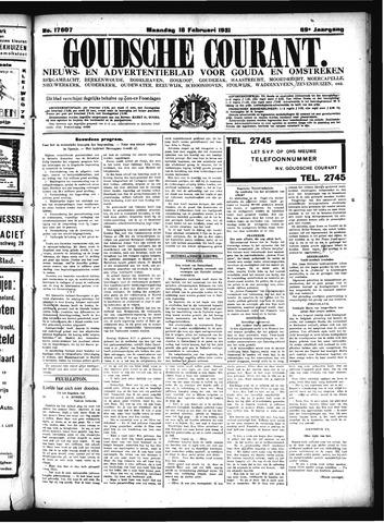 Goudsche Courant 1931-02-16