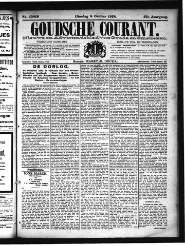 Goudsche Courant 1918-10-08