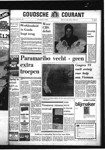 Goudsche Courant 1973-02-09