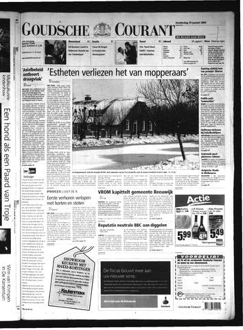Goudsche Courant 2004-01-29