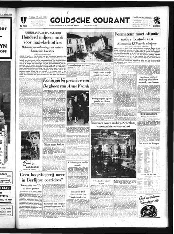 Goudsche Courant 1959-04-17