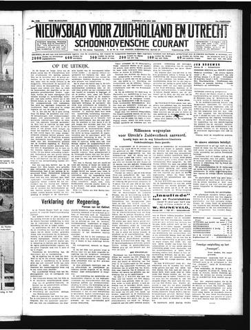 Schoonhovensche Courant 1939-07-26