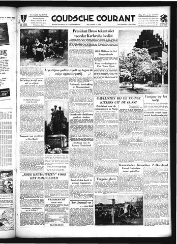 Goudsche Courant 1953-04-28