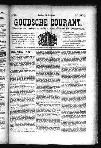 Goudsche Courant 1884-12-14