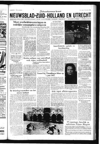 Schoonhovensche Courant 1966-12-05