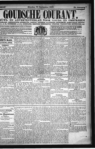 Goudsche Courant 1922-09-26
