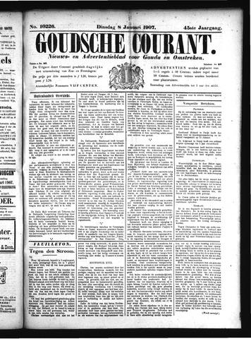 Goudsche Courant 1907-01-08