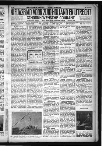 Schoonhovensche Courant 1932-12-30