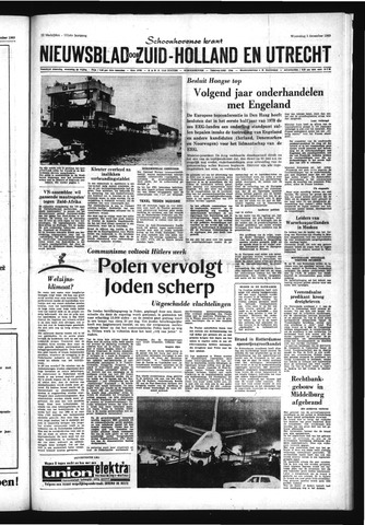 Schoonhovensche Courant 1969-12-03