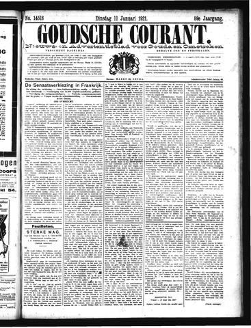 Goudsche Courant 1921-01-11