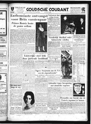 Goudsche Courant 1958-03-25