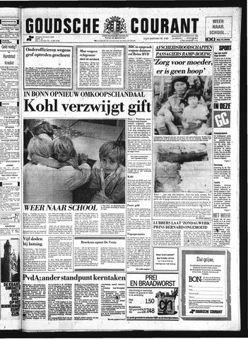 Goudsche Courant 1985-08-19