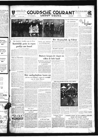 Goudsche Courant 1950-01-03