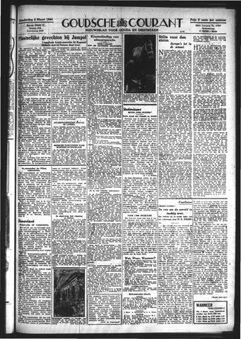 Goudsche Courant 1944-03-02