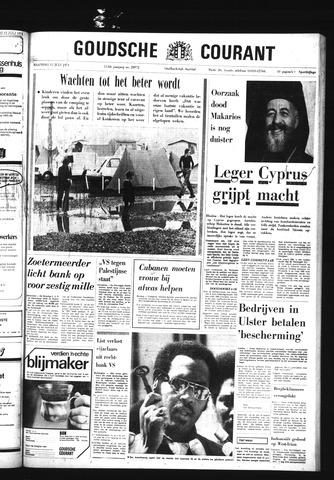 Goudsche Courant 1974-07-15