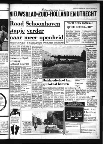 Schoonhovensche Courant 1975-09-03