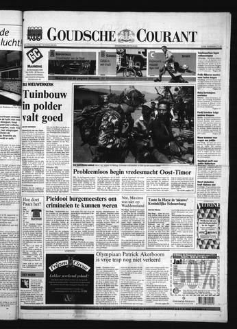 Goudsche Courant 1999-09-20