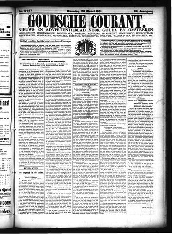 Goudsche Courant 1931-03-23