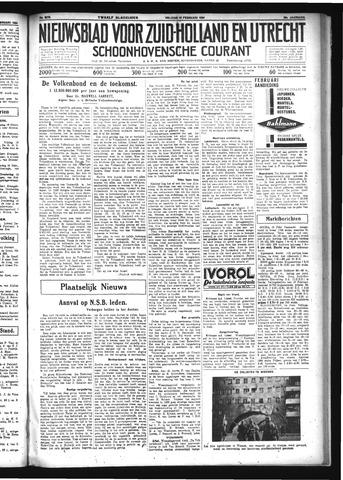 Schoonhovensche Courant 1934-02-16