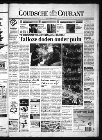 Goudsche Courant 1995-04-20