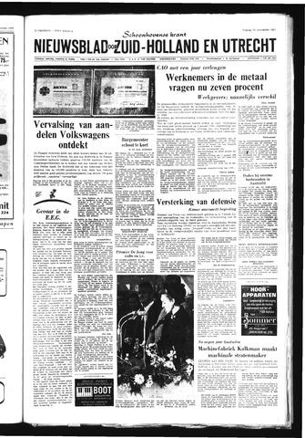 Schoonhovensche Courant 1968-11-29