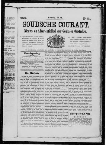 Goudsche Courant 1870-07-20