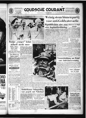 Goudsche Courant 1964-06-09