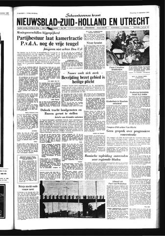Schoonhovensche Courant 1968-09-16