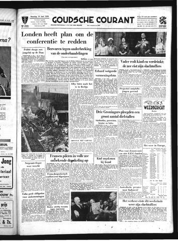 Goudsche Courant 1959-06-15