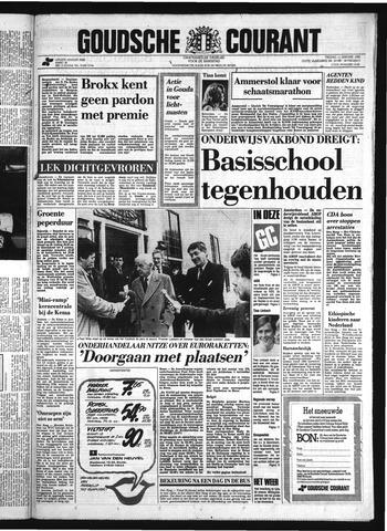 Goudsche Courant 1985-01-11