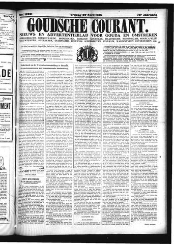 Goudsche Courant 1935-04-26