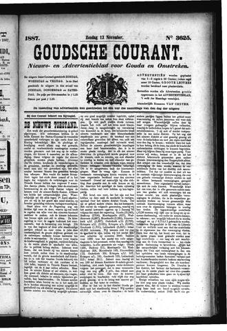 Goudsche Courant 1887-11-13