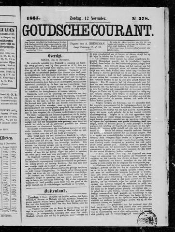 Goudsche Courant 1865-11-12