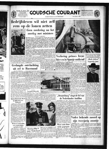 Goudsche Courant 1964-01-25