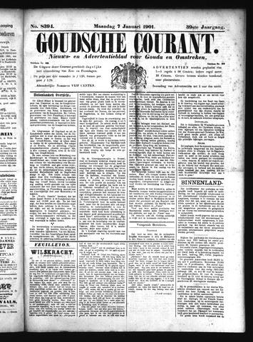 Goudsche Courant 1901-01-07