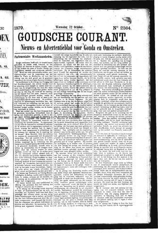 Goudsche Courant 1879-10-22