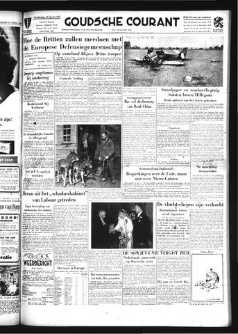 Goudsche Courant 1954-04-15