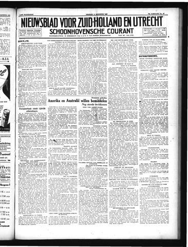 Schoonhovensche Courant 1947-08-08