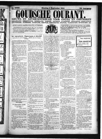 Goudsche Courant 1934-09-04
