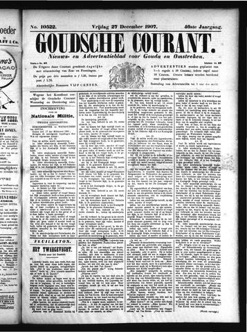 Goudsche Courant 1907-12-27