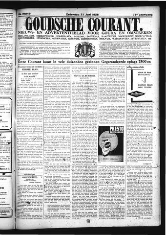 Goudsche Courant 1936-06-27
