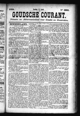 Goudsche Courant 1888-04-15